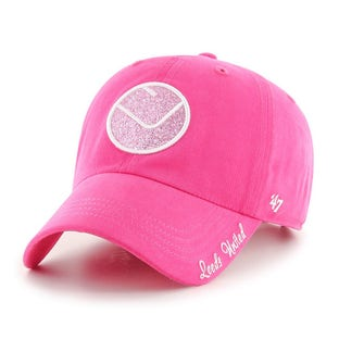 47 CLEAN UP GLITTER SMILEY CAP