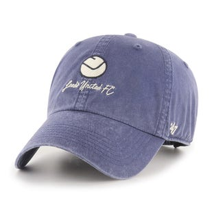 47 CLEAN UP SMALL SMILEY CAP
