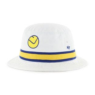 47 STRIPED JUNIOR BUCKET HAT