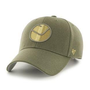 47 SMILEY METALLIC SNAP CAP