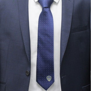 SPOT AND CREST TIE