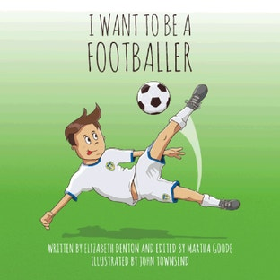 I WANT TO BE A FOOTBALLER BOYS