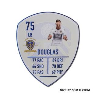 DOUGLAS MEDIUM PLAYER CARD