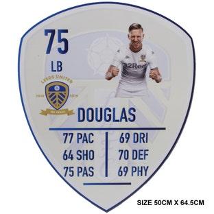 DOUGLAS LARGE PLAYER CARD