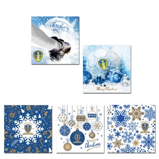 CHRISTMAS CARDS 5 MULTI PACK