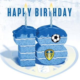 CAKE 18TH BIRTHDAY CARD