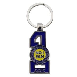 NO 1 FAN KEYRING