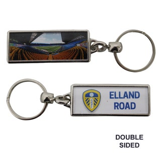 CHEESE WEDGE VIEW KEYRING