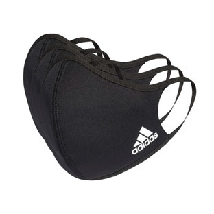 ADIDAS FACE COVERS M/L 3 PACK