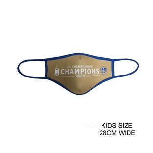 KIDS CHAMPIONS FACE COVER