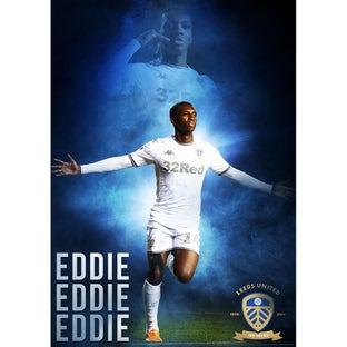 EDDIE HOME POSTER