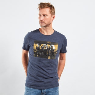 100 YEAR TRAVELLING T-SHIRT