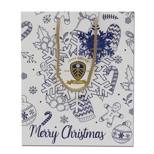 CHRISTMAS GIFT BAG MEDIUM