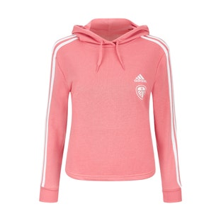 ADIDASW1 3S CROPPED HOODY