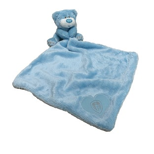 BABY SNUGGLES COMFORTER BLUE