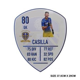 CASILLA MED PLAYER CARD