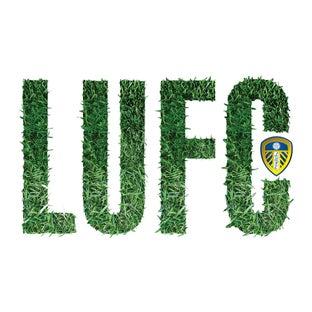 LUFC GRASS CARD