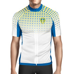 CREST DOTTED CYCLING JERSEY