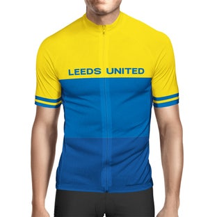SMILEY PANEL CYCLING JERSEY
