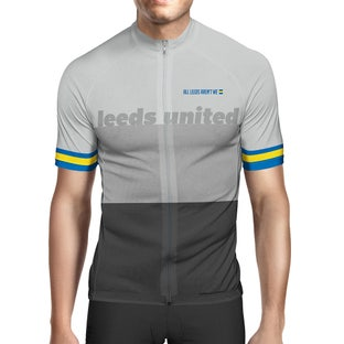ALL LEEDS SMILEY CYCLE JERSEY