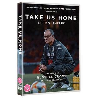 TAKE US HOME: SEASON 1+2 DVD