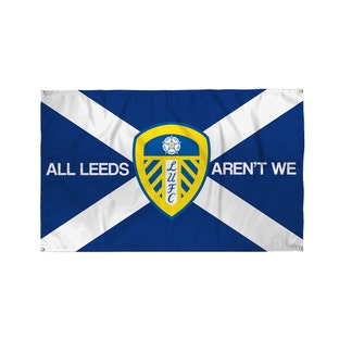 LEEDS SCOTLAND FLAG