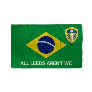 LEEDS BRAZIL FLAG