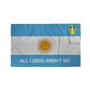LEEDS ARGENTINA FLAG