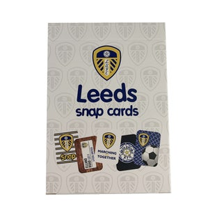 LEEDS UNITED SNAP CARDS