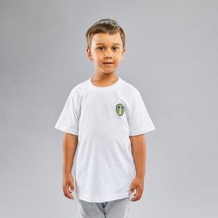 KIDS ESSENTIALS LEEDS T-SHIRT
