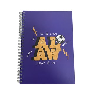ALAW A6 RINGBOUND NOTEBOOK