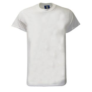 DISTRESSED SMILEY T-SHIRT